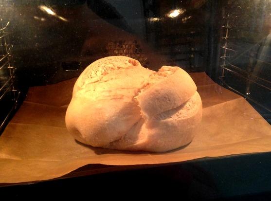 Italian homemade bread