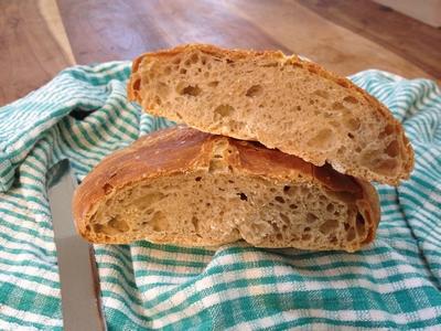 Italian bread - Ciabatta